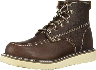 4c64219f8a813 Dickies Dickies Mens Trader Wedge Work Boot (9.5 D(M) US, Red