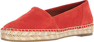 Frye Womens LEE A LINE Moccasin, Coral, 9.5 M US