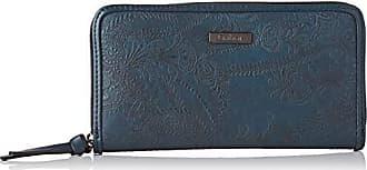 9ed1c00244 Gabor Granada Paisley - Portafogli Donna, Blu (Blau), 20x10.5x2.