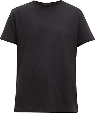 Wardrobe.NYC Wardrobe.nyc - Release 01 Round-neck Cotton T-shirt - Womens - Black