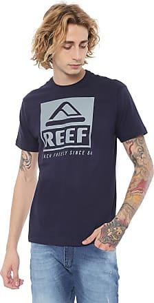Reef Camiseta Reef Classic Bf Azul-Marinho