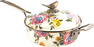 MacKenzie-Childs Flower Market Saute Pan