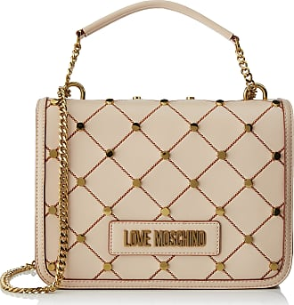 Love Moschino Jc4094pp1a Womens Cross-Body Bag, Beige (Naturale), 9x19x26 centimeters (W x H x L)