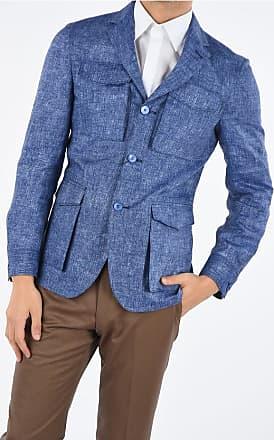 Corneliani ID blazer IDENTITY in lino taglia 50