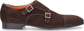 Santoni Monk Shoes 14549
