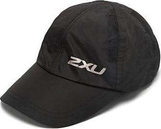 2XU Reflective-logo Running Cap - Mens - Black