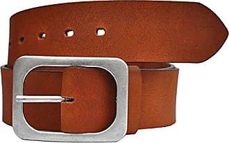22835//ALTSIL Farbe /& Länge Länge Wählbar 4mm Dick VOLL Leder Guertel  5cm B
