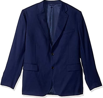 J.Lindeberg Mens Tech Wool Blazer, pop Blue, 54