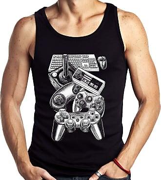 Dragon Store Camiseta Regata Controles Video Game Gamer Geek Sem Manga