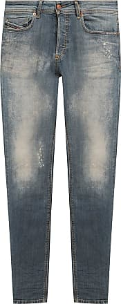 Diesel Sleenker-X Jeans Mens Light Blue