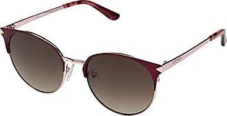 52 mm matte black /& smoke mirror GUESS Mens Gu6926 Round Sunglasses