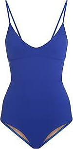 Three Graces London Marguerite Swimsuit in Cobalt
