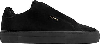 Axel Arigato Clean 360 Laceless - Black Suede Leather