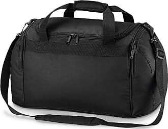 BagBase FREESTYLE HOLDALL - 5 GREAT COLOURS (BLACK)