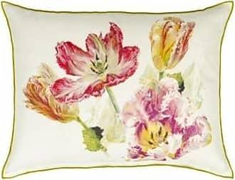 Designers Guild Kissen Spring Tulip Buttermilk