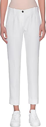 Nine In The Morning Fold Chino White