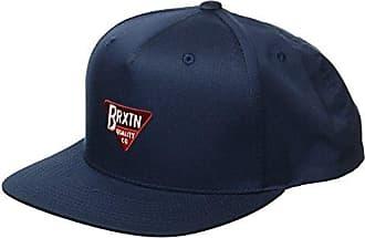 buy popular 3ff8d 774c9 Brixton Mens Norton Medium Profile Adjustable Hat, Washed Navy, O S
