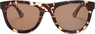 Bottega Veneta The Original 01 Tortoiseshell-acetate Sunglasses - Mens - Tortoiseshell