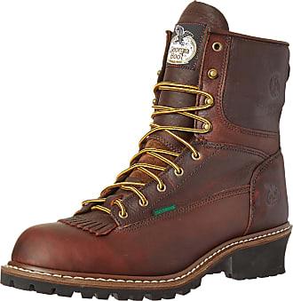 Georgia Boot Mens Loggers G7313 Work Boot