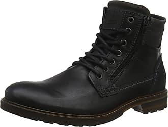 Aldo Mens ULYRIEN Biker Boots, Black 001, 10 UK