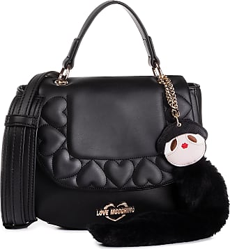 74253676536 Love Moschino Bolso LOVE MOSCHINO - JC4083PP18LO0000 Nero