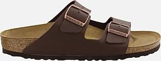 Birkenstock Arizona slippers bruin