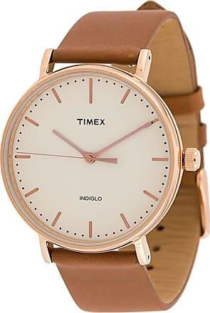 Timex Relógio Fairfield 41 - Marrom