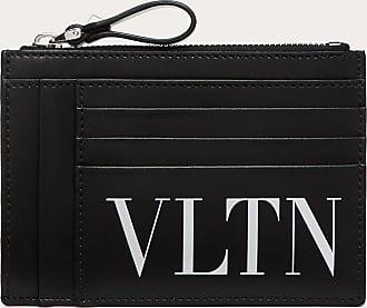 Valentino Garavani Valentino Garavani Uomo Portacarte Vltn Uomo Nero Bovine Leather 100% OneSize