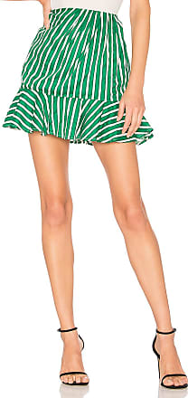 House Of Harlow x REVOLVE Drika Skirt in Green