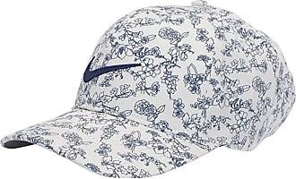 bee1432b Nike AeroBill Classic 99 Print Cap (Sail/Blue Void) Caps