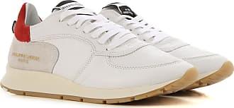 Philippe Model Sneaker für Damen, Tennisschuh, Turnschuh Günstig im Outlet Sale, Weiss, Leder, 2019, 36 37 39 40