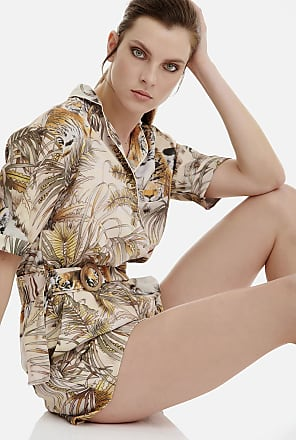 Sugarfree Short sleeved floral printed romper