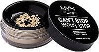 NYX Cosmetics Cant Stop Wont Stop Setting Powder