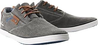 Tom Tailor Mens 4881507 Boat Shoes, Grau (Coal), 10.5 UK