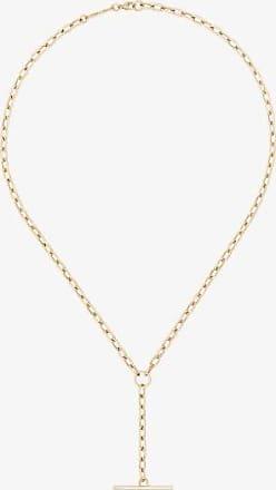 Zoë Chicco Womens Yellow Gold Zchicco 14k Yg Sqr Chain Y Lnk Bar 16inc