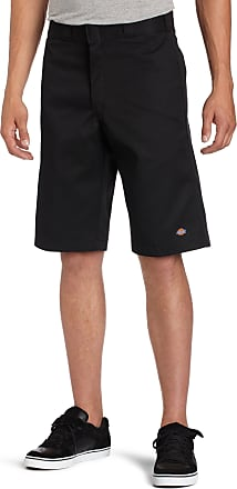 Dickies WR640 13-inch Relaxed Fit Multi-Pocket Work Short Black 46W