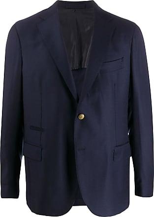 Eleventy classic tailored blazer - Blue