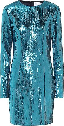 Galvan Oceana sequined minidress