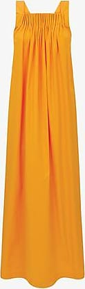 Three Graces London Evita Dress in Mango