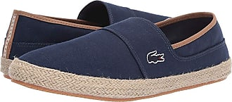 a72264c262da Lacoste Marice 119 1 CMA (Navy Light Brown) Mens Shoes