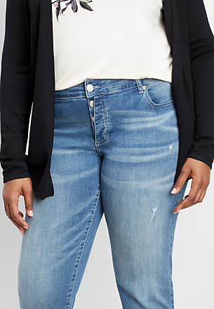 Maurices Plus Size - Denimflex Exposed Button Fly Boyfriend Jean