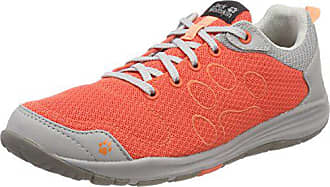 311e28e208 Jack Wolfskin Portland Cruise Low W Sneaker, hot Coral, US Womens 5.5 D US