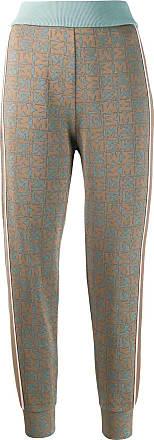 Missoni tapered jogging trousers - Neutro