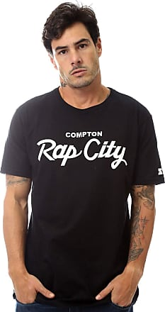 Starter Camiseta Starter Rap City Preta