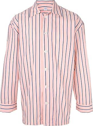 E. Tautz Camisa listrada - Rosa