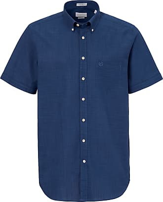 Bugatti Shirt button-down collar Bugatti blue