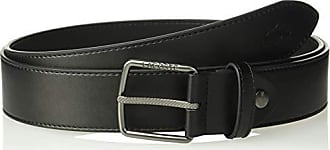 5dcf376d0 Lacoste Mens Classic Logo Embossed Buckle Belt
