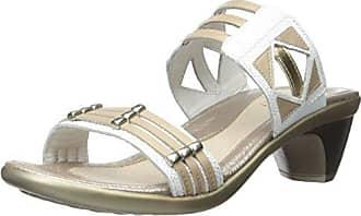 Naot Naot Womens Afrodita Platform Dress Sandal, White Snake Combo, 42 EU/11 M US