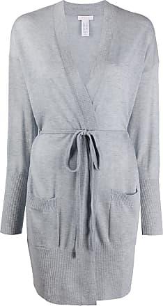Eres Kaschmirpullover mit aufgesetzter Tasche - Grau