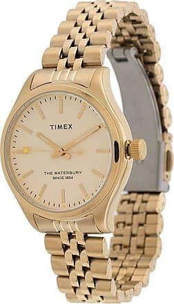 Timex Relógio Waterbury 34mm - Dourado